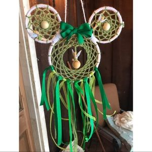 Cute mickie mouse Disney themed dream catcher